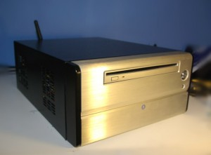 A Picture of the Server.