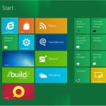 A screenshot of Windows 8 Metro