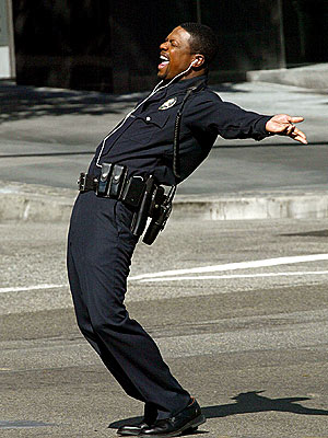 James Carter in Rush Hour