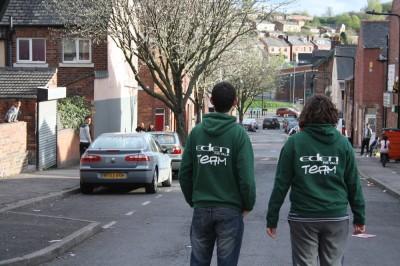 Ben & Beth in Street