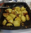 Cooked Crispy Potatoes