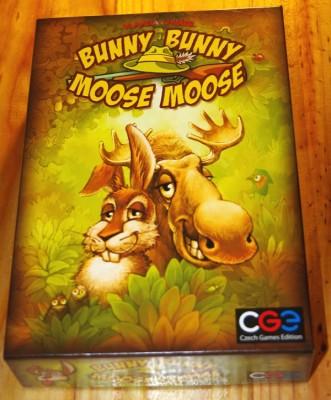 Bunny bunny moose moose box