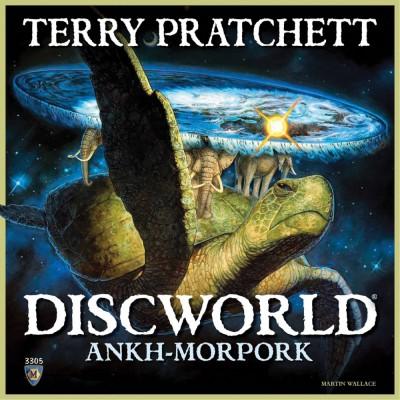 Discworld Ankh Morpork