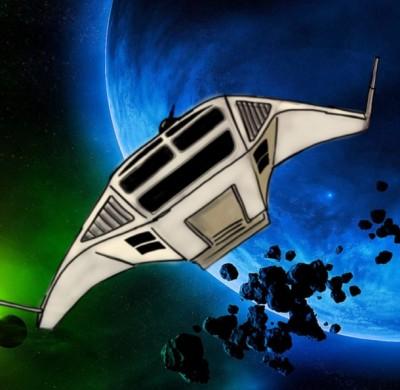 Starguild Starship